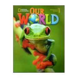 Our World 1 Student's book (+Alphabet book + CD ROM)