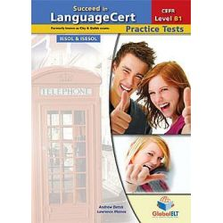 SUCCEED in LanguageCert B1 Audio Cds