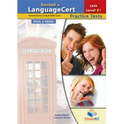 SUCCEED in LanguageCert B1 Audio CD MP3