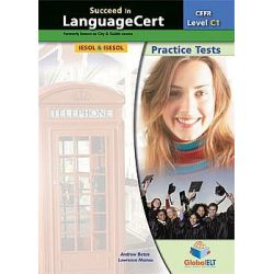 SUCCEED in LanguageCert C1 Audio Cds