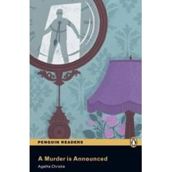 MURDER IS ANNOUNCED (BOOK+MP3 CD) (P.R.5)