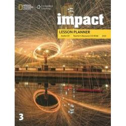 Impact 3 Teacher's Resource (+CD, DVD)