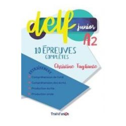 Delf Junior A2 10 Epreuves Completes