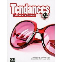 Tendances A1 Methode (+ DVD-ROM)