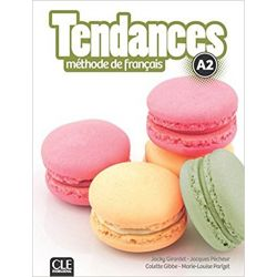 Tendances A2 Methode (+ DVD-ROM)