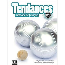 Tendances B1 Methode (+ DVD-ROM)