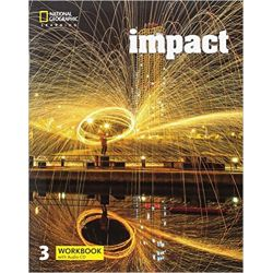 Impact 3 Workbook (+CD)