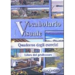 Vocabolario visuale. Libro del professore