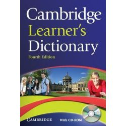 Cambridge Learner's Dictionary (+ CD Rom) 4th Edition
