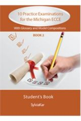 10 Practice Examinations for the Michigan ECCE Book 2 Student 's book