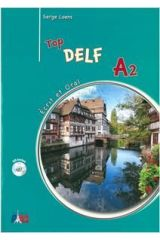 Top Delf A2 Ecrit et Oral Methode (+CD)