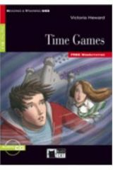 Time Games (+ Audio CD-Rom)