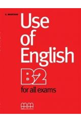 Use Of English Β2 for all exams Student's Book