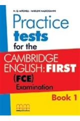 Practice Tests for the Cambridge English First (FCE) book 1 Student's (2015)
