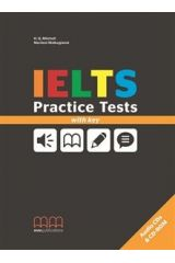 IELTS Practice Tests Βook With ΚΕΥ (CD)