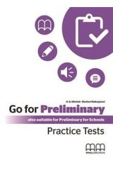Go for Preliminary Practice Tests (+CD) Student's book