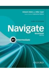 Navigate B1+ Workbook with KEY (+CD)
