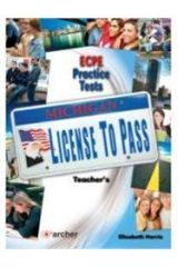 License to Pass ECPE Practice Tests Teacher's book