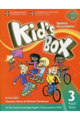 Kid's Box 3 Pupil's Book Updated 2nd Edition