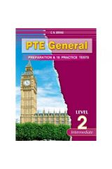 PTE General 2 Preparation and 10 Practice Tests student book