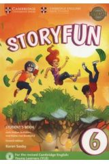 Storyfun 6 Student's book + Home fun booklet 6 & Online Activities (2nd Ed. 2018 Flyers)