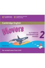 Cambridge English Movers 2 CD Revised 2018