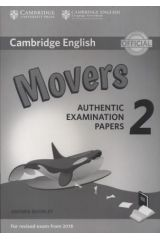 Cambridge English Movers 2 Answer Booklet Revised 2018