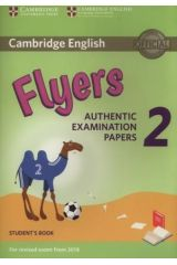 Cambridge English Flyers 2 Student's Revised 2018