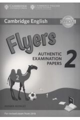 Cambridge English Flyers 2 Answer Booklet Revised 2018
