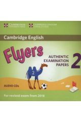 Cambridge English Flyers 2 Audio Cds Revised 2018