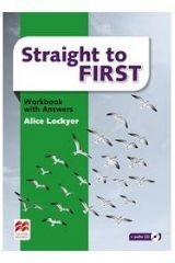Straight to FIRST Workbook (+KEY)