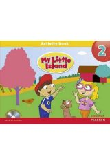 My Little Island 2 Activity book (+ SONGS & CHANTS CD PACK)