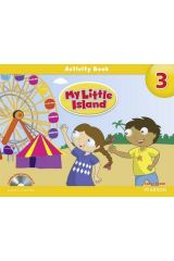 My Little Island 3 Activity book (+ SONGS & CHANTS CD PACK)