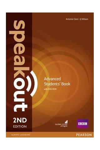 Speak Out Advanced Student's book (+DVD) 2nd Edition