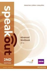 Speak Out Advanced Workbook + KEY 2nd Edition