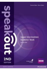 Speak Out Upper Intermediate Student's book (+DVD) 2nd Edition