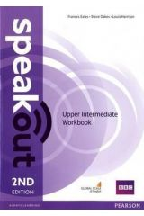 Speak Out Upper Intermediate Workbook (+DVD) 2nd Edition