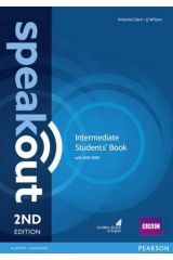 Speak Out Intermediate Student's book (+DVD) 2nd Edition