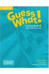 Guess What 6 Activity book (+ONLINE RESOURCES)