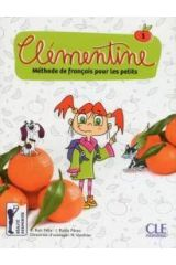 Clementine 1 Methode (+DVD)