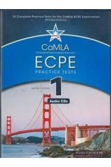 CAMLA ECPE Practice Tests 1 Audio Cds