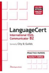 LanguageCert International ESOL Communicator B2 Teacher's