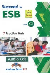 SUCCEED IN ESB C1 audio cd's (2017 EDITION)