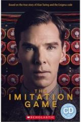 SCHOLASTIC READER : THE IMMITATION GAME PB