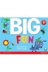 Big Fun 1 Student's book +(CD Rom)