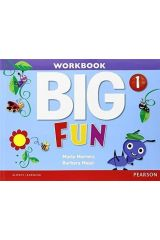 Big Fun 1 Workbook + CD