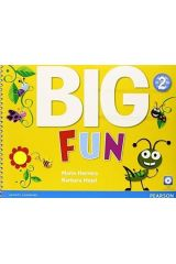 Big Fun 2 Student's book +(CD Rom)