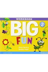 Big Fun 2 Workbook + CD
