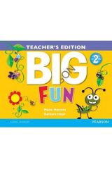 Big Fun 2 Teacher's book