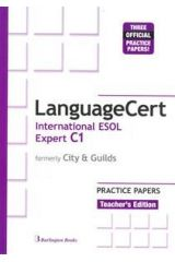 LanguageCert International ESOL Expert C1 Teacher's book